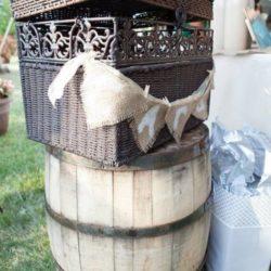 Small Wine Barrel